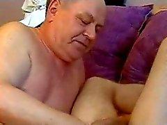 Grandpa séduisent de garçon