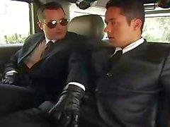 Водителем для поездок Driven By The Боссу