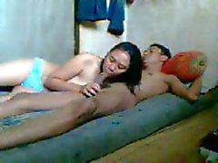 Indonesian Couple Sex On Cam-Mms