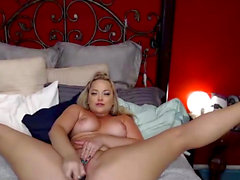 CamSoda - Alexis Texas toys with dildo and orgasms in solo