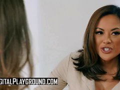 Digital Playground - Chanel Preston, Kaylani Lei