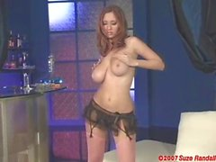 Shay Laren - Smoking Striptease