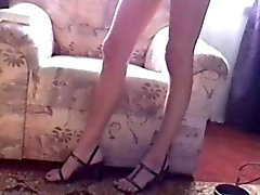 Sexy wife fucked on a homemade sex tape