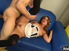 Lexi Belle needs more than a dildo