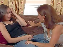 Hatun kot pantolon Sinn Bilge ve Mature Melissa Monet in