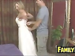 Mother In Law In A Wedding Dress