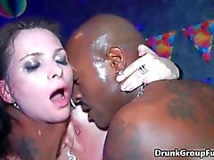 Party orgy hard group fuck and oral sex