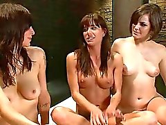 Princess Donna Dolore Bobbi Starr and Gia DiMarco Bondage