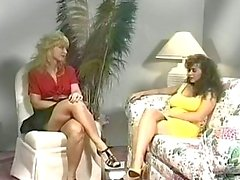 A Nina Hartley Y a Keisha de Edwards clásico de