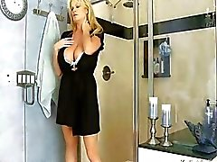 The Shower Hot Sudsy Having Sex Busty Kelly Madison