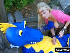 KELLY MADISON - How To Blow Your Dragon