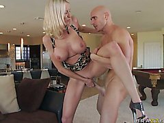 Time worn cum-hole of blond mother I'd like to fuck Emma Starr acquires drilled by youthful dick