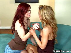 WANKZ Karlie Lux Ve Mia Lez Out