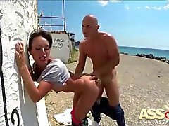 Sex Outdoor Franceska Jaimes