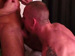 Gay Muscle Hommes Sexe et Creampies