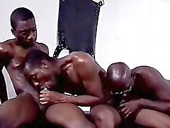 Awesome Black Orgy Party