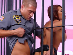 Madison Ivy , Xander Corvus - Glam Jail Nail