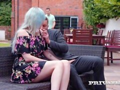 Private com - Swinging Slut Misha Mayfair DPd By Hubby & Bud