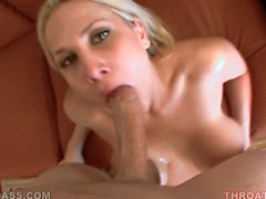 Alanah Rae just wants oral sex
