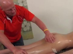 Oil Massage Fuck