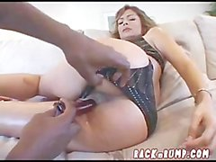 Monique Fuentes Teasing & Fucking