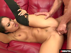 BrutalClips - ultra-kinky asian Gets penalized