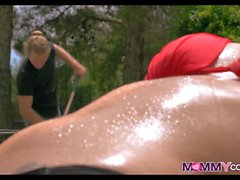 Redhead MILF Monique Alexander is in Control