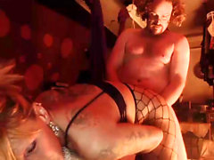 Nasty bitch Lela Star having a hardcore doggystyle fuck