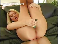Alison Angel on Mirror