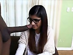Sweet chick Mia Khalifa loves a cock