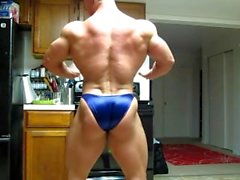 Bodybuilder Bubble Ass
