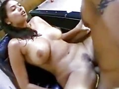 Tera Patrick gets fucked on a pool table