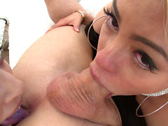 Jynx Maze and Luna Star are horny from the second the