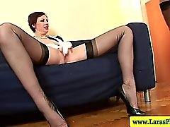 Mature lesbians in shoes sucking