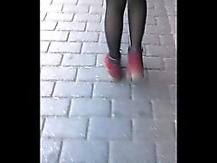 Turkish girls with sexy stockings compilation
