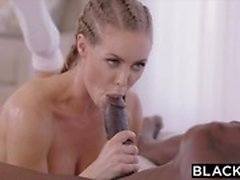 BLACKED Nicole Anistons UNFORGETTABLE 1ST IR