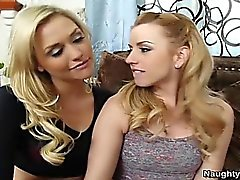 Lexi Belle and Mia Malkova