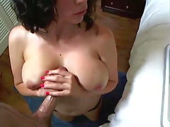 jelena jensen blowjob at home
