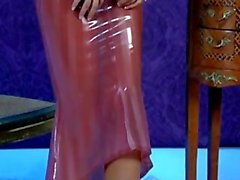 Jenny'nin Poussin - Latex Chantalier