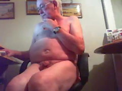 Abuelo en la webcam - 2