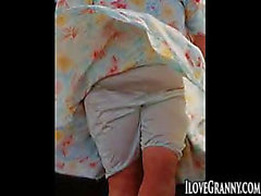 Ilovegranny hirsute granny wet cracks compilation