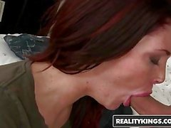 RealityKings - Mikes Apartment - Emma Leigh Renato - Red Bea