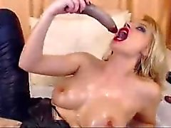 My Gaping Hole Éjacule hard-shesoncam