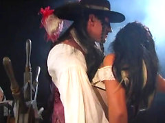 Eva Angelina gets penetrated by a hung pirate