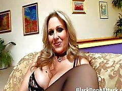 Blond Julia Ann fucked