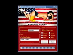 LiveJasmin Credits adder xxx webcam