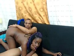 Cam Webcam 004 amp amp Negro Ebony Porno video d más