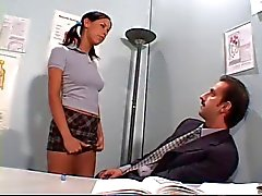 Teacher Gets Fucked Her Student Ass,by Blondelover