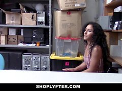 ShopLyfter Caught Hispanic ol d'