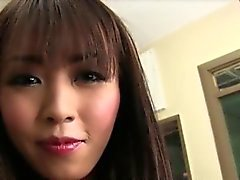 Crazy Asian Chick Mirika Squirts and Double Penetrated